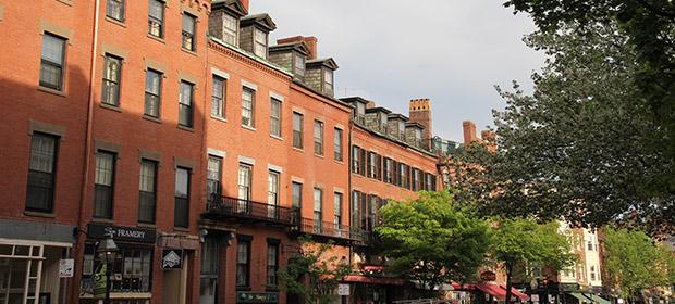 Beacon Hill Real Estate Scarce in Boston
